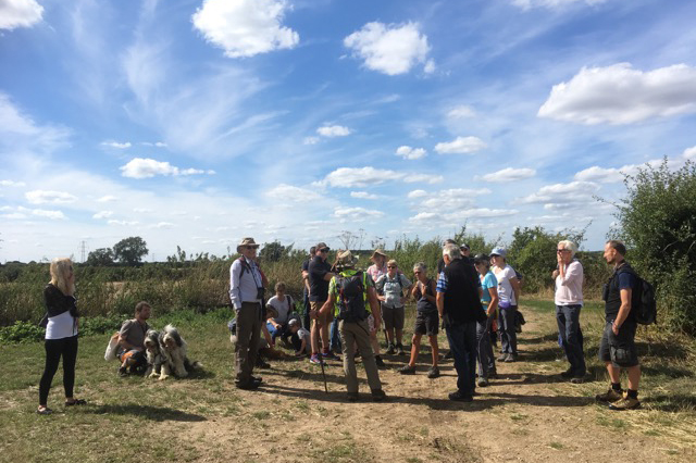 walk and picnic briefing